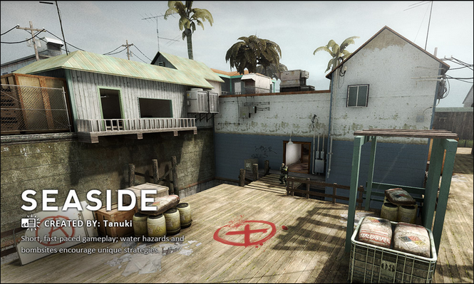 seaside cs go