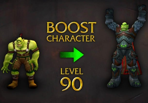 World of warcraft pay for level 90