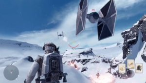 Star Wars Battlefront gameplay billed