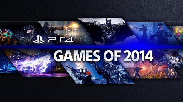 Playstation 4 spil