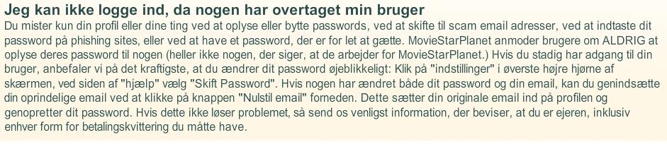 Hacked MSP