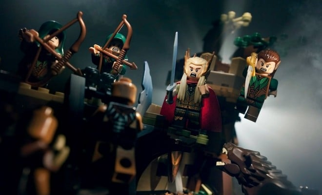 Lego: The hobbit Snydekoder