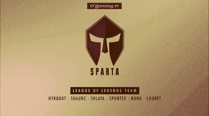 Thunderbot Sparta