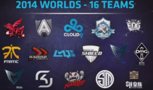 16 bedste hold Lol