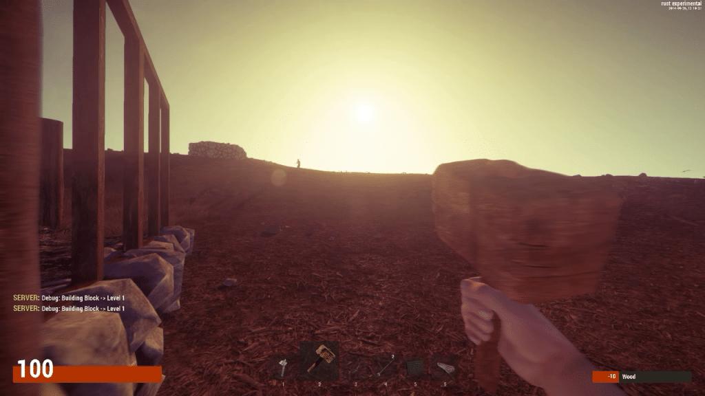 Fjenden i horisonten