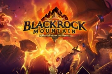 Blackrock Mountain til Hearthstone