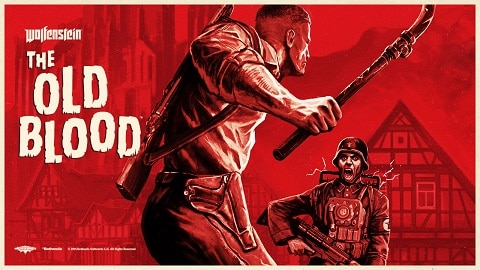 Wolfenstein The Old Blood udkommer til maj