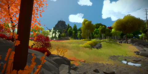 The Witness - Screenshot_1
