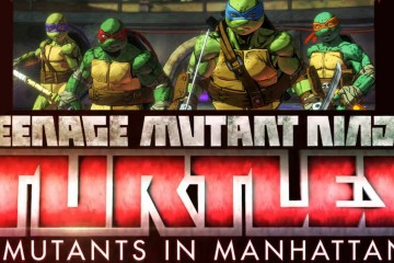 Teenage Mutant Ninja Turtles: Mutants in Manhatten