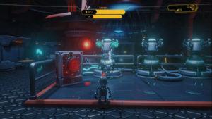 Ratchet-Clank - Clank