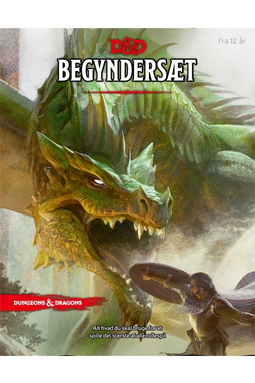 D&D Begyndersæt cover
